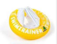 Круг для плавания SWIMTRAINER classic, жёлтый (от 4 до 8 лет, опытные)