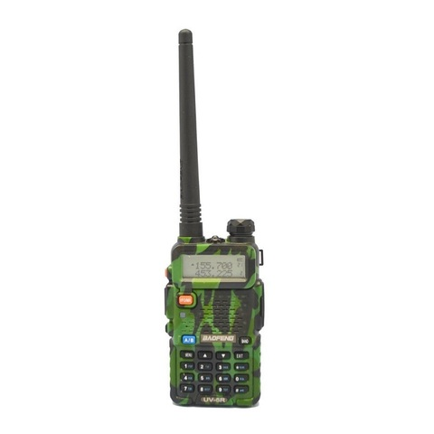 Рация Baofeng UV-5R CAMO dual band