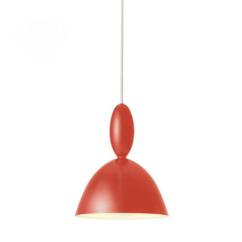 Подвесной светильник копия Mhy by Muuto (красный)