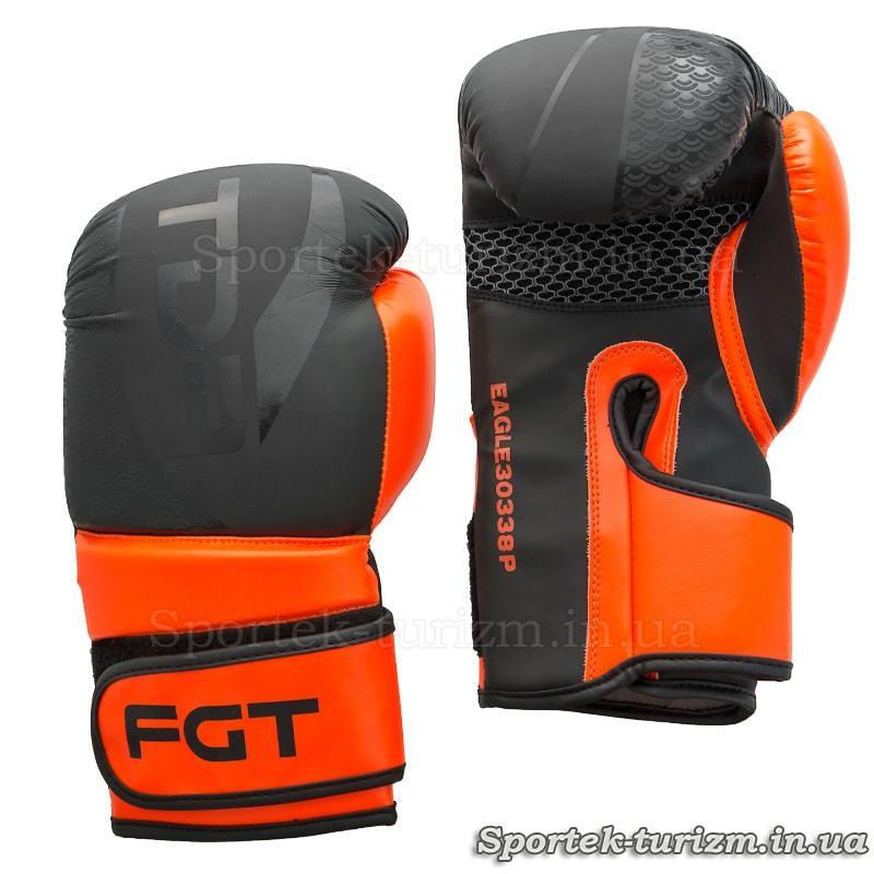 Боксерские перчатки FGT, Flex, 10oz