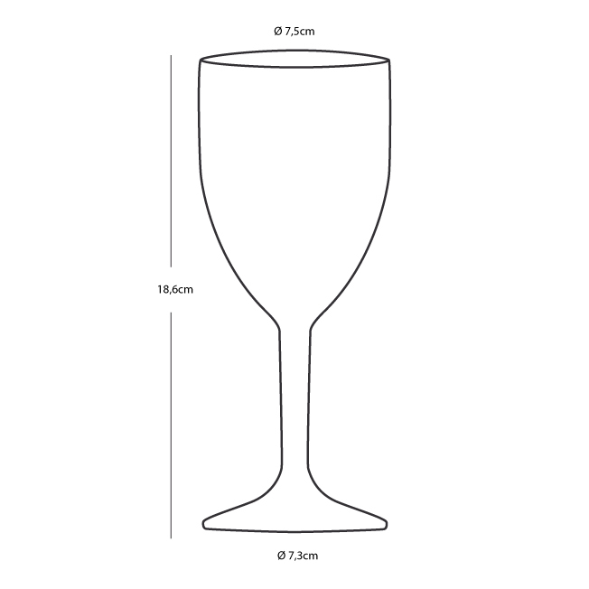 WINE GLASS, NORTHWIND