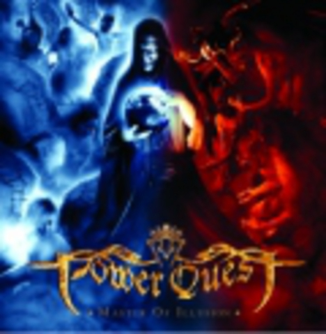 POWER QUEST   MASTER OF ILLUSION  2008