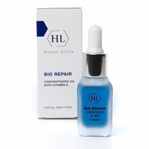 Holy Land BIO REPAIR Concentrated Oil масляный концентрат 15 мл