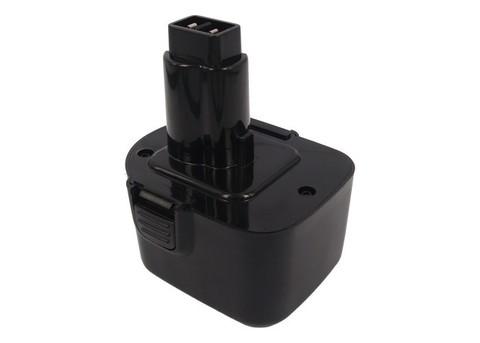 Аккумулятор для шуруповертов DeWALT 12.0В, 2.0Ач, NiCd