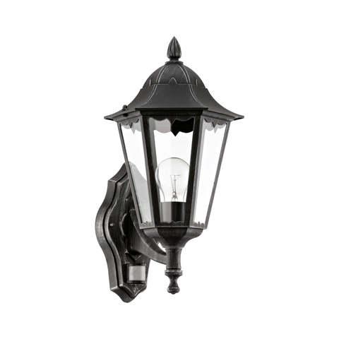 Уличный светильник с датчиком движения Eglo NAVEDO 93458