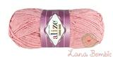 Пряжа Alize Cotton Gold светло-розовый 371