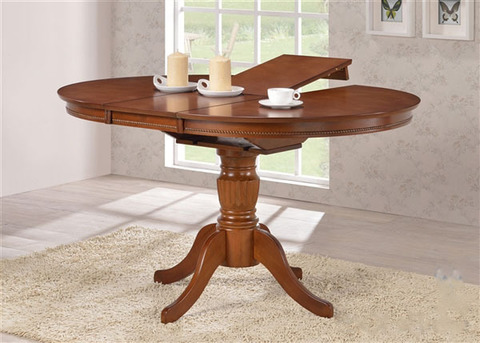 Стол 2061 раздвижной деревянный шоколад