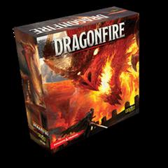D&D – Dragonfir Board Game