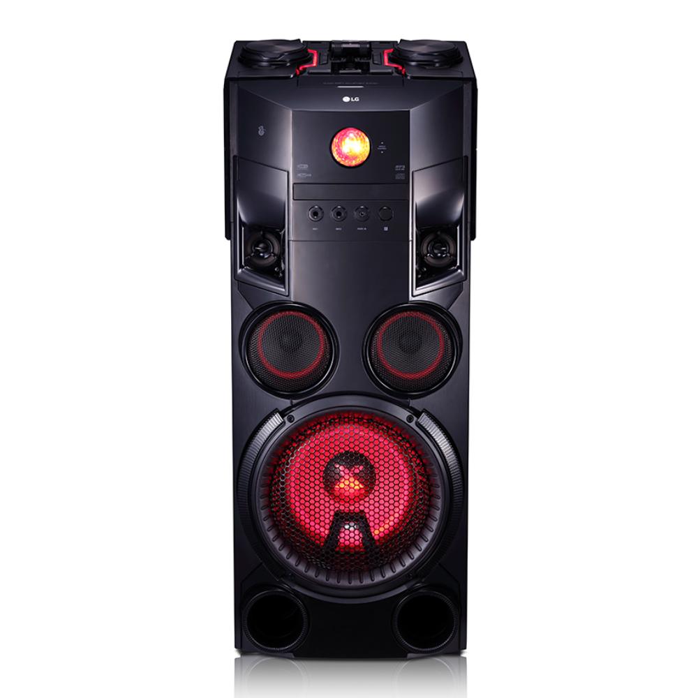 Аудиосистема LG с диджейскими функциями и караоке XBOOM OM7560