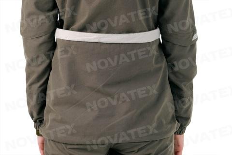 Костюм противоэнцефалитный «Элит Барьер NEW» (ткань смесовая олива/фуксия) PAYER Novatex