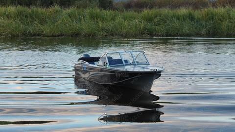 Ветровое стекло «Премиум-К» для лодки «Казанка 2М»