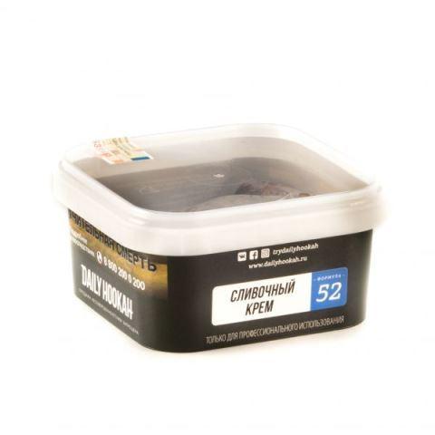 Daily Hookah - Сливочный крем, 250 грамм