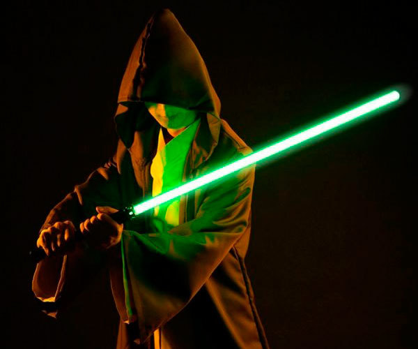 Световой меч Джедая - версия 2