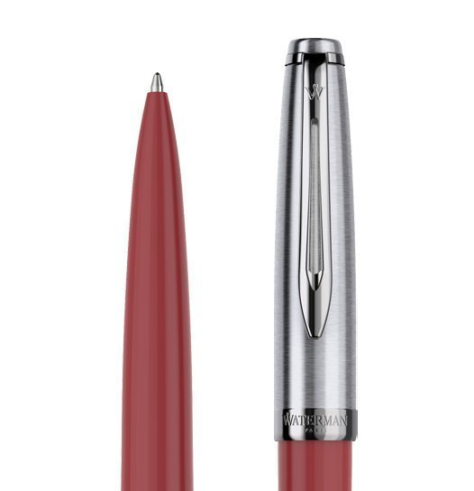 Waterman Embleme - Red CT, ручка шариковая, M