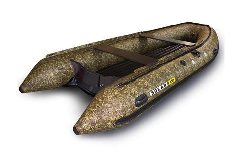 Надувная ПВХ-лодка Солар Максима - 420 К (камыш)