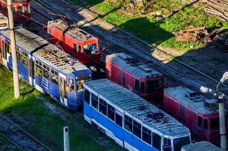 Пример СЗЗ Московского трамвайного депо (филиал)