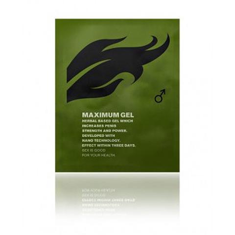 Возбуждающий гель для мужчин Viamax Maximum Gel - 2 мл.