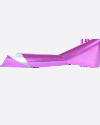 Фольга металлик матовая фуксия 4см х 1м 231