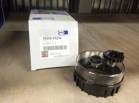 Колба топливного фильтра, в сборе с кольцом / BOWL АРТ: 10000-55234