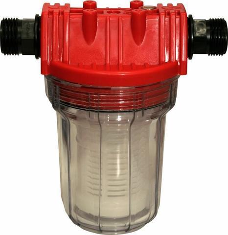 Фильтр для воды QUATTRO ELEMENTI 1 литр, предварительной очистки  (771-787)