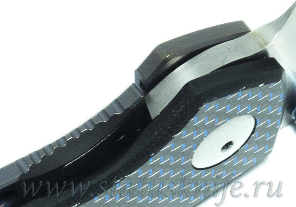 Нож CKF FARKO MKAD Blue (M390, G10) - фотография