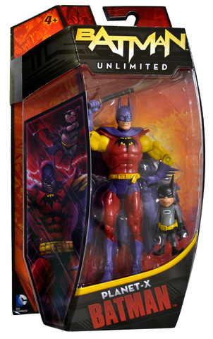 Batman Unlimited 2013 Series 02