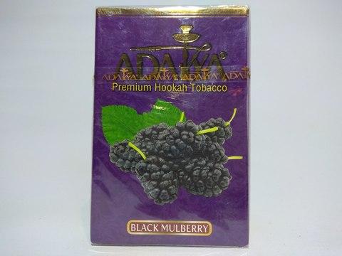 Табак для кальяна ADALYA Black Mulberry 50 g