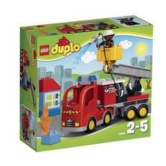 Lego Duplo Пожарный грузовик (10592)