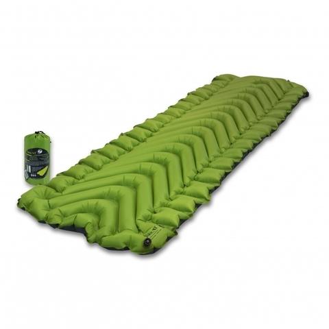 Надувной коврик Klymit Static V2, зеленый