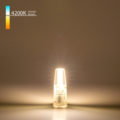 Светодиодная лампа JC 3W 4200K G4 BL126
