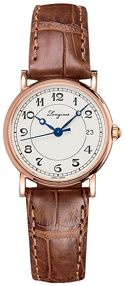 The Longines Presence Heritage