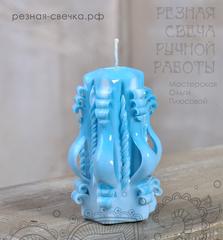 Резная свеча Парма