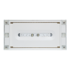 Аварийный светильник IP65 SOLID LINE MIDBAY Teknoware – вид спереди