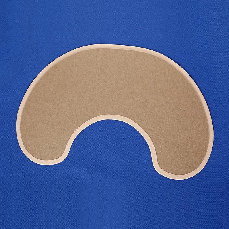 Электрод для терапии, поверхностный, воротниковый большой (197,52 руб/шт)