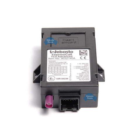 GSM module Webasto ThermoCall TC4 Advanced