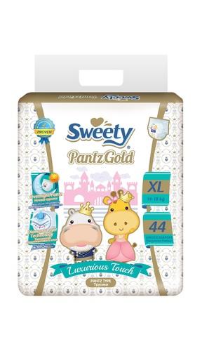 Трусики Sweety Pantz Gold XL44 (14-18кг)