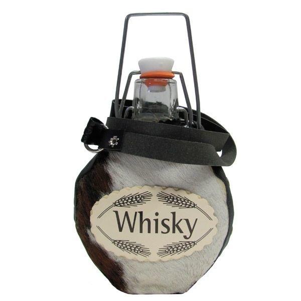 Бутылка для напитков Whisky, 200 мл. whisky premium deep blue 90 мл parfums evaflor whisky premium deep blue 90 мл