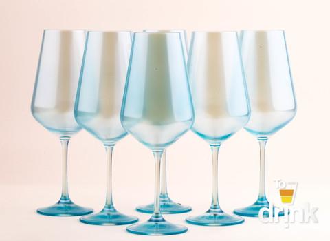 Набор из 6 бокалов для вина «Sandra», 550 мл