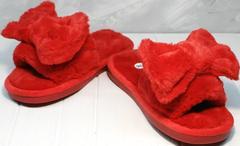 Купить женские комнатные тапочки Yes Mile A-08 Red Bow.