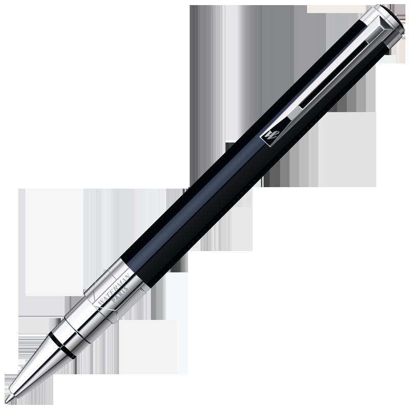 Waterman Perspective - Black CT, шариковая ручка, M