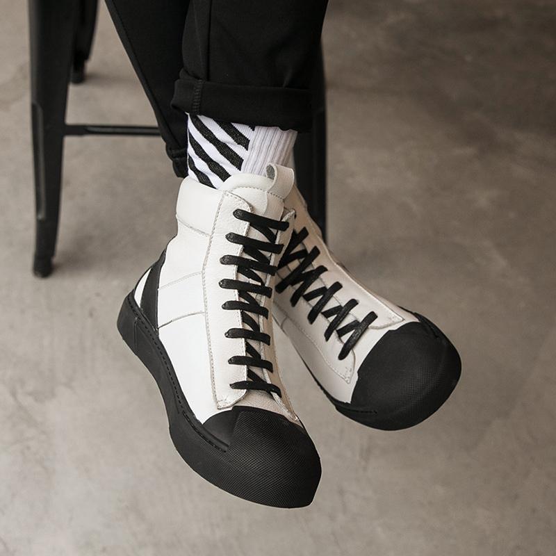 Ботинки «GORGVEN»