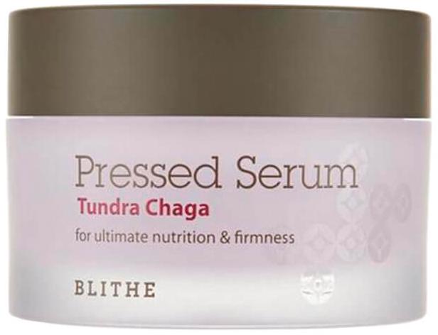 BLITHE Pressed Serum Tundra Chaga омолаживающая пресованная сыворотка 50мл