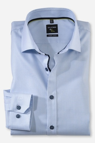 OLYMP №6 SIX SUPER SLIM сорочка с длинным рукавом