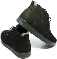 Мягкие зимние ботинки мужские Ikoc 1617-1 WBN.