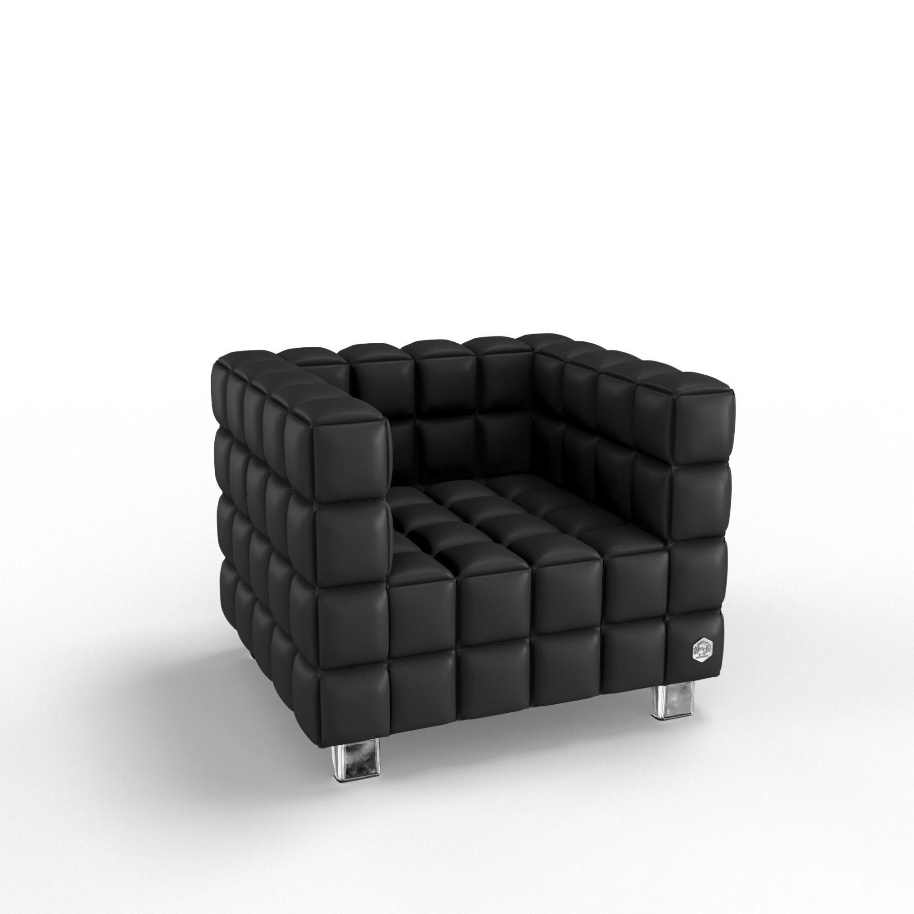 Мягкое кресло KULIK SYSTEM NEXUS Экокожа 1
