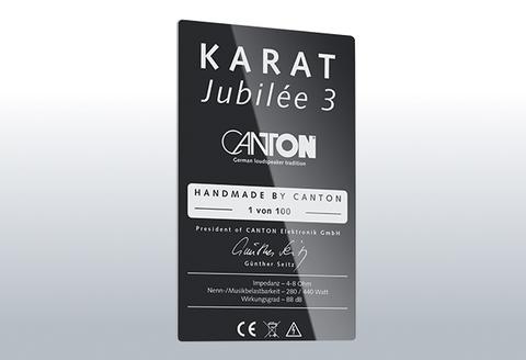 Canton Karat Jubilee 3