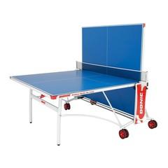 Всепогодный Теннисный стол Donic Outdoor Roller De Luxe синий
