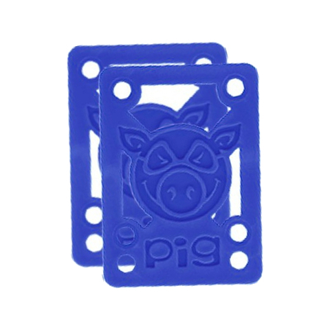 Подкладки PIG Piles Hard Risers (Blue)