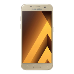 Samsung Galaxy A3 2017 16GB Золотой - Gold