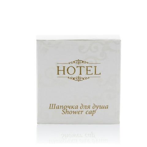Шапочка для душа Hotel картонная упаковка 250 штук
